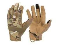 Тактические  перчатки  Helikon-Tex  RANGE TACTICAL GLOVES® (MULTICAM®/COYOTE)
