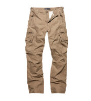 "Брюки ""Rico Pants""  - Dark Khaki  -VINTAGE INDUSTRIES"