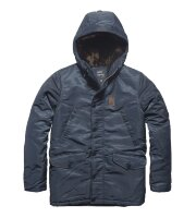 Куртка Mitchel parka, Night Sky (Navy) - Vintage Industries