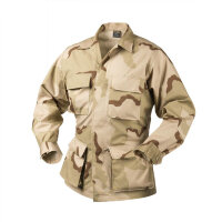 Китель Battle Dress Uniform (BDU) цвет US Desert  –  Helikon-Tex