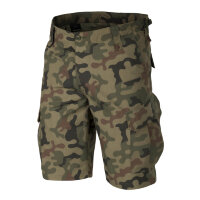 Шорты CPU (Combat Patrol Uniform Shorts), PL Woodland,   Helikon-Tex