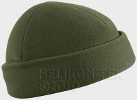Шапка флисовая  Watch Cap, - (Olive)- Helikon-Tex