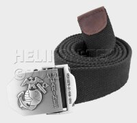 Ремень U.S. Marines - black - HELIKON-TEX®