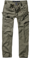Брюки Adven Slim Fit  (Olive) - Brandit