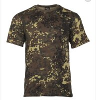 Футболка, Flecktarn, 100% cotton      Mil-Tec