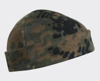 Шапка флисовая  Watch Cap, - (Flecktarn)- Helikon-Tex