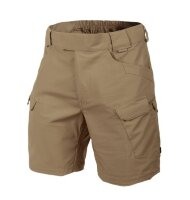 "Шорты (URBAN TACTICAL SHORTS®) 8,5"" - POLYCOTTON  RIPSTOP - (Coyote)   Helikon-Tex"
