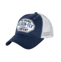 Бейсболка TRUCKER LOGO CAP, цвет Blue/White (CZ-TLC-CT-6520A)  - Helikon-Tex