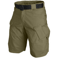 "Шорты (URBAN TACTICAL SHORTS®) 11"" - POLYCOTTON  RIPSTOP - Adaptive  Green   Helikon-Tex"