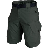 "Шорты (URBAN TACTICAL SHORTS®) 11"" - POLYCOTTON  RIP-STOP - Jungle  Green   Helikon-Tex"