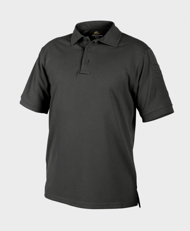 Рубашка  URBAN  TACTICAL  LINE® Polo - TopCool - Black     Helikon-tex