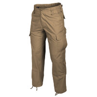 Брюки  тактические - CPU® PANTS - POLYCOTTON  RIPSTOP (Coyote) Helikon-Tex