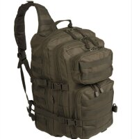 "Рюкзак однолямочный ""One Strap Assault Pack LG"" (Olive)  -    Mil-Tec"