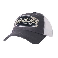 Бейсболка TRUCKER LOGO CAP, цвет Shadow Grey (CZ-TLC-CT-3520A) - Helikon-Tex
